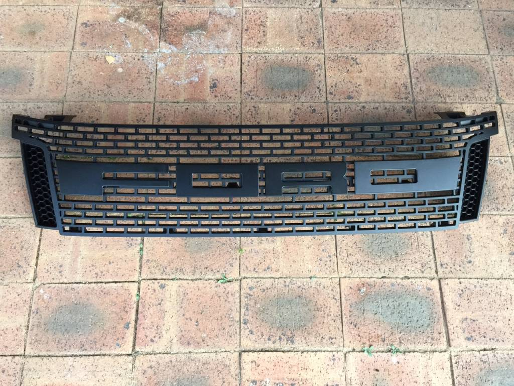 """Ford """"Raptor"""" look-a-like grille Ford Ranger series 1"""