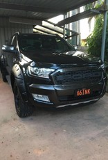 """Ford """"Raptor"""" look-a-like grille Ford Ranger series 2"""