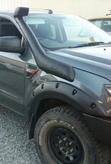 Ford Spatbordverbreders voor Ford Ranger PX - 55 mm breed