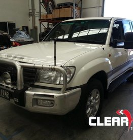 Toyota Clearview Towing Mirror Toyota Land Cruiser 100 serie