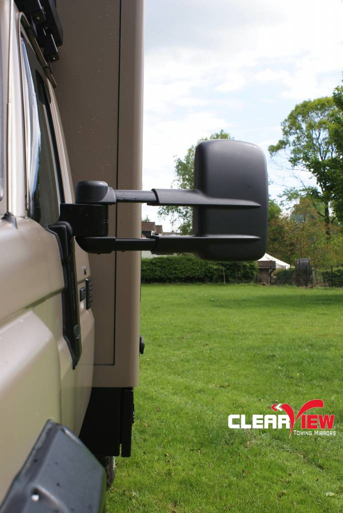 Toyota Clearview Towing Mirror Toyota Land Cruiser 70 series