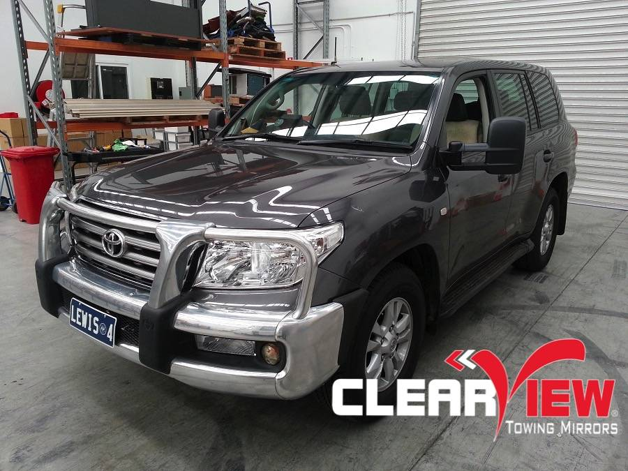 Toyota Clearview Towing Mirror Toyota 200 Electric Only