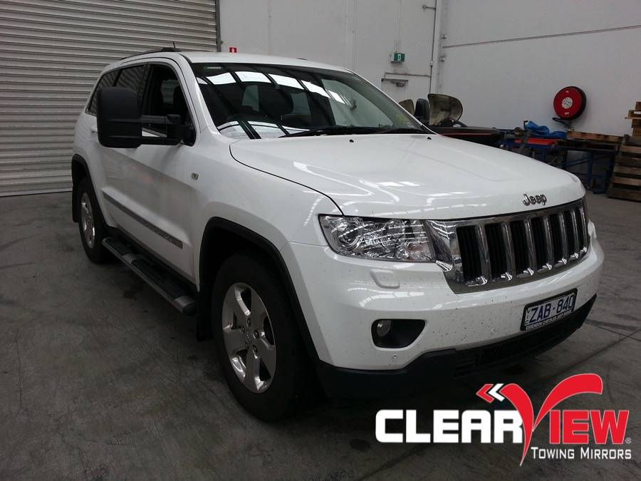 Jeep Clearview Towing Mirror Jeep Grand Cherokee Electric/Heated Only ...