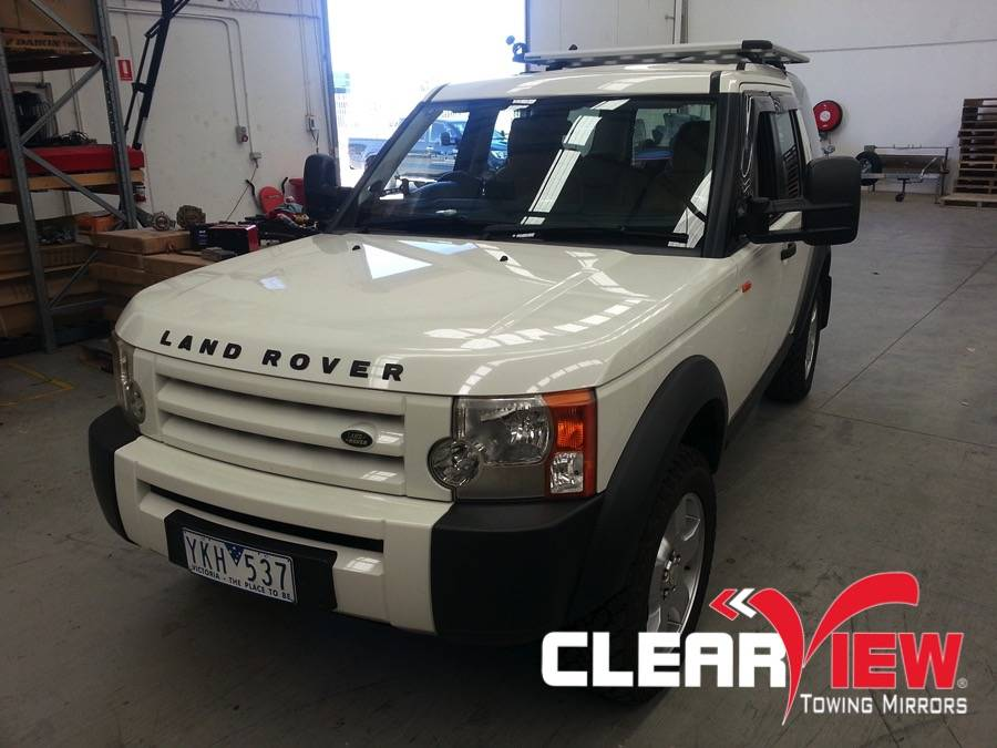 Land Rover Clearview Towing Mirror Land Rover Range Rover Sport '05-'13 - Electric only