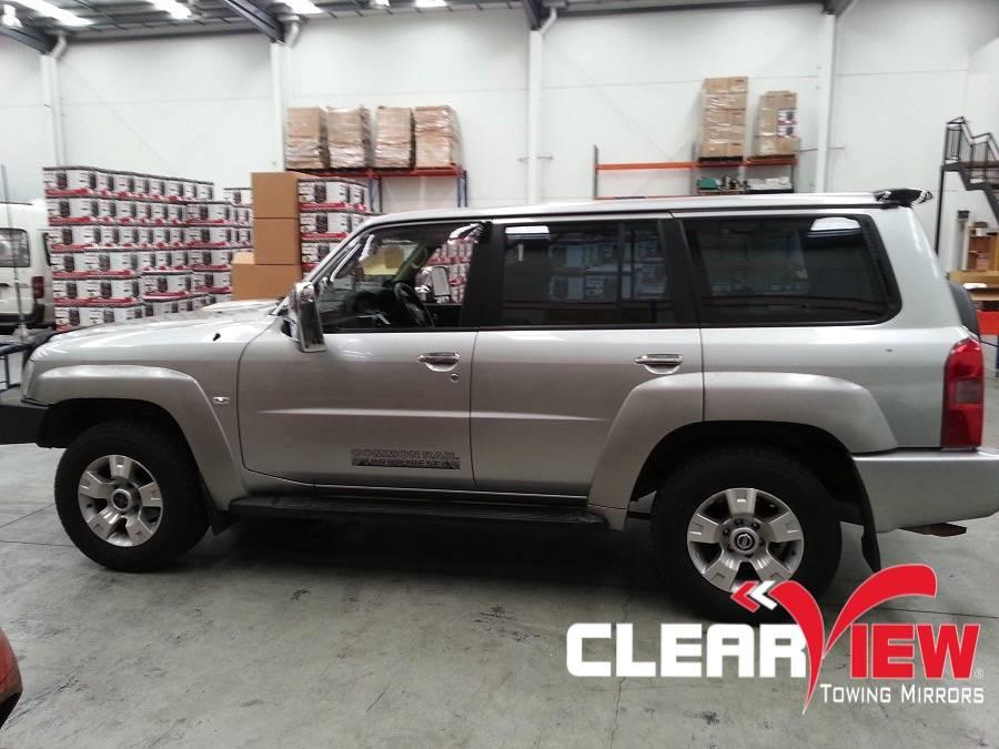 Nissan Clearview Towing Mirror Nissan Patrol GR / Y61