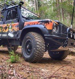 Land Rover élargisseurs d'ailes pour Land Rover