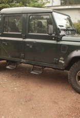 Land Rover Spatbordverbrders voor Land Rover - 95mm breed
