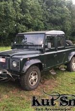 Land Rover Fender Flares Land Rover- 95 mm wide