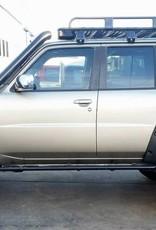 Nissan Spatbordverbreders voor  Nissan Patrol Y61 series 4  - 70 mm breed