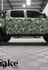 Toyota Kotflügelverbreiterung Toyota  Hi-Lux 2012-2015 monster (face-lift) - 95mm breit