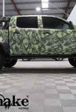 Toyota Spatbordverbrders voor Toyota Hi-Lux 2012-2015 monster (face-lift)- 95 mm breed
