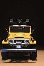 Toyota 1967 Toyota Land Cruiser FJ40 with hardtop and roofrack