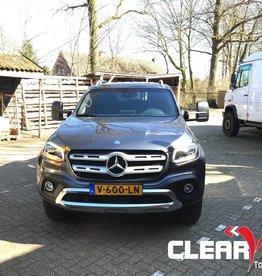 Mercedes Benz Clearview Towing Mirror Mercedes Benz X-class