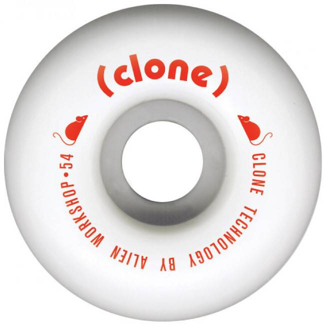 Alien Workshop Alien workshop wheels Clone 54mm