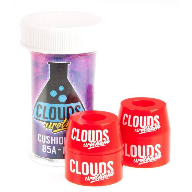 Clouds Clouds urethane cushion kit 85A red