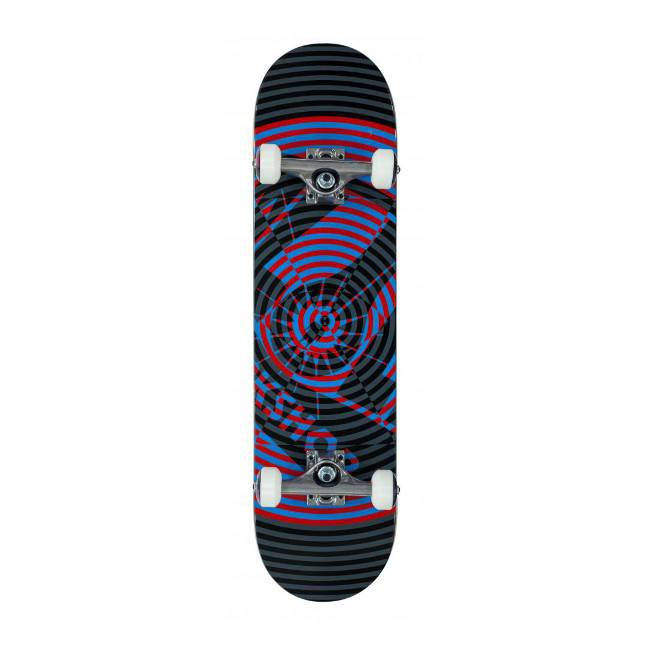 Alien Workshop Alien Workshop complete OG Op art Black 7.875""