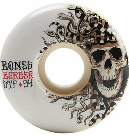 Bones Bones wheels STF Berger Medusa V3 white 53mm