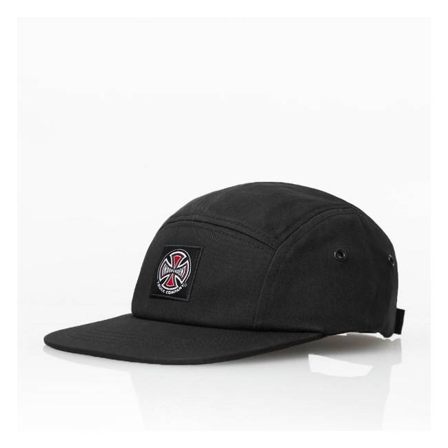 Independent Independent Cap Truck Co. 5 Panel Black OSFA ADULT
