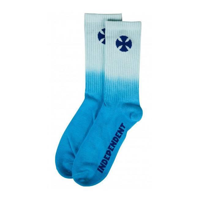 Independent Independent Socks Light It Up Sock Blue OS ADULT