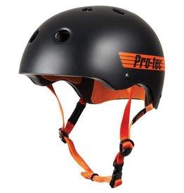 Pro-Tec Pro-Tec Helmet Classic Pro Bucky Satin Black/Orange Large
