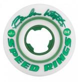 Ricta Rictaw heels Brandon Westgate Pro 51mm white green