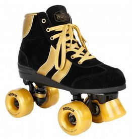 Rookie Rookie rollerkskates authentic black gold 35.5