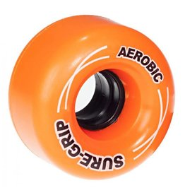 Sure Grip Sure Grip wheels Quad Aerobic orange 62mm 85A 8pk