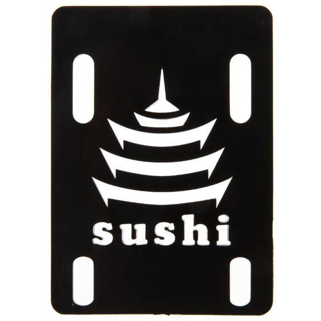 Sushi Sushi risers Pagoda black soft pair