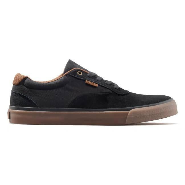 State Footwear State Footwear Madison Black/Gum Suede 8 - 40.5 EU