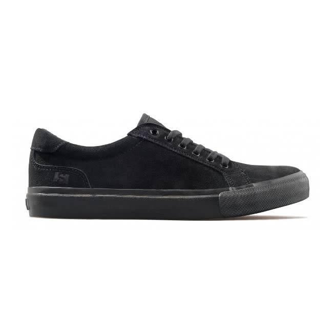 State Footwear State Footwear Hudson Black/Black Suede 44