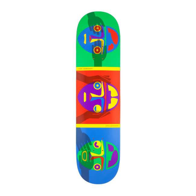 Alien Workshop Alien Workshop Pro deck Guevera No Evil multi 8.0