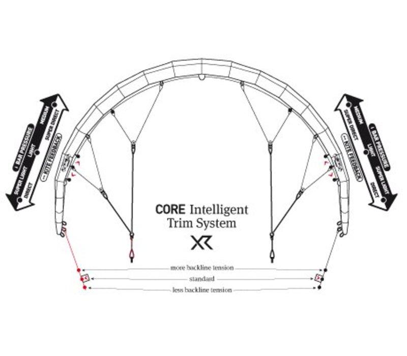 Core XR4 kite