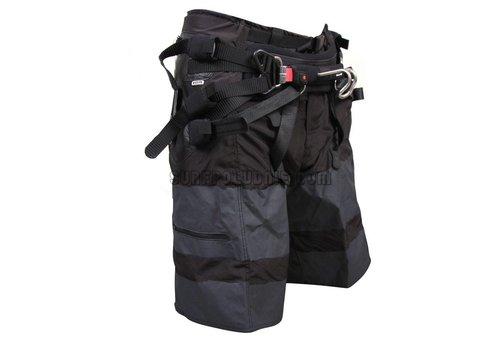 ION ION 2016 Kite Seat Harness B2 Black (M)