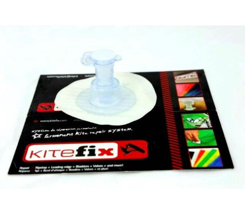 Kitefixe 9mm inflate valve