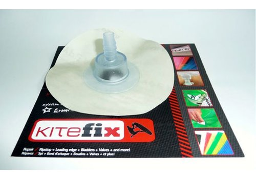 Kitefix One pump valve slingshot