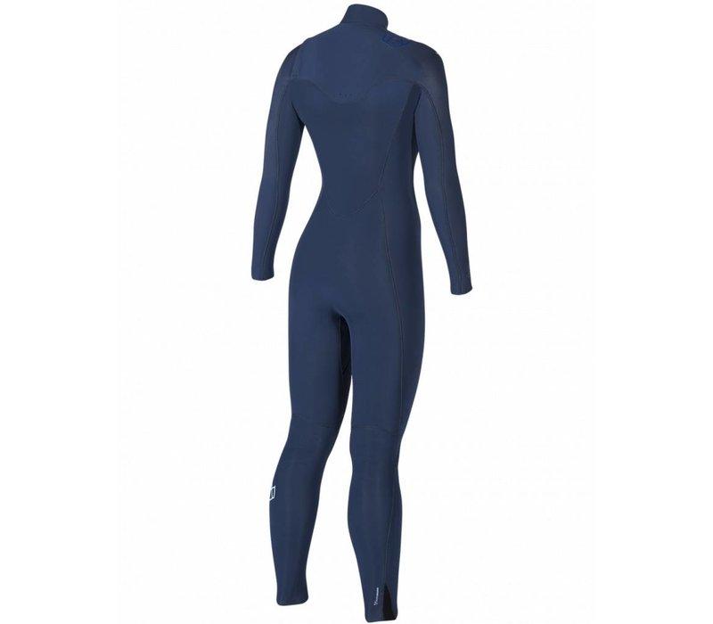 Manera 2017 Magma 5.4.3. blue women wetsuit