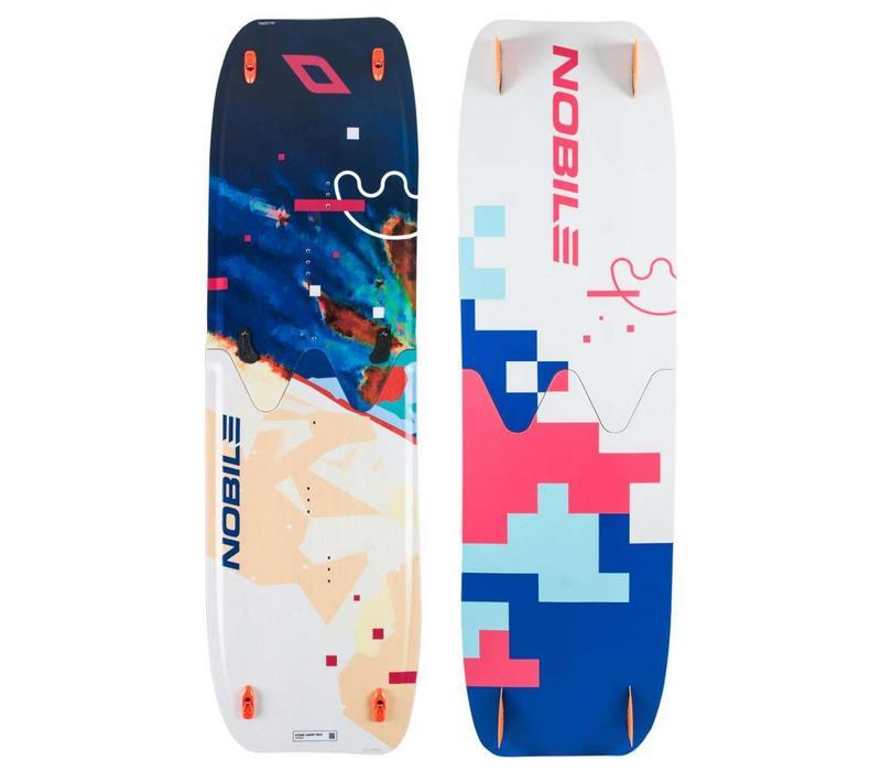 Nobile 2017 Flying Carpet Split Board
