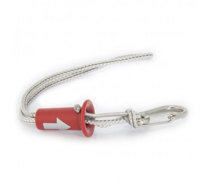 Short Safety Leash with Quick Release.