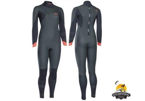 ION ION 2016 Jewel Amp Skinbackzip 5/4 wetsuit maat M