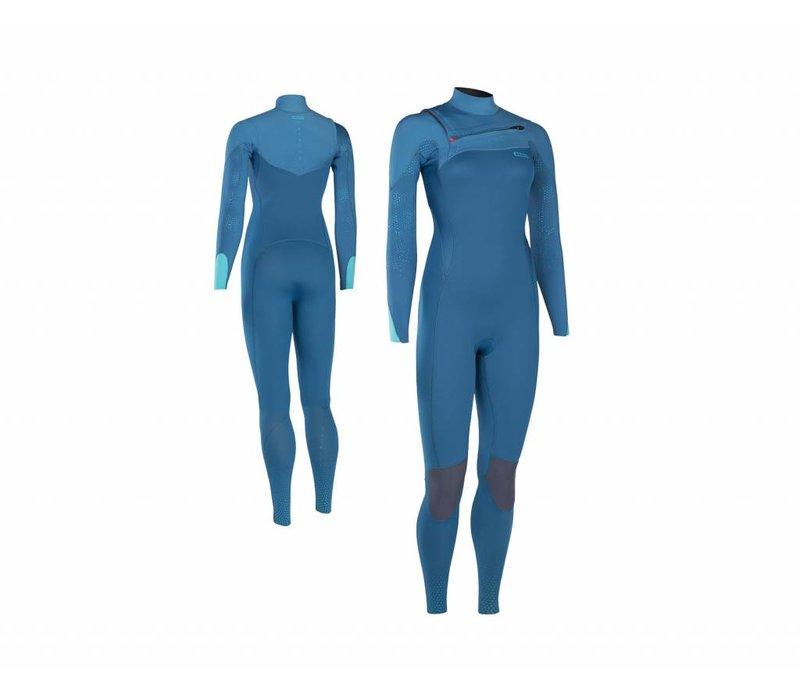 ION - Wetsuits FL - Trinity Semidry 5/4 DL petrol