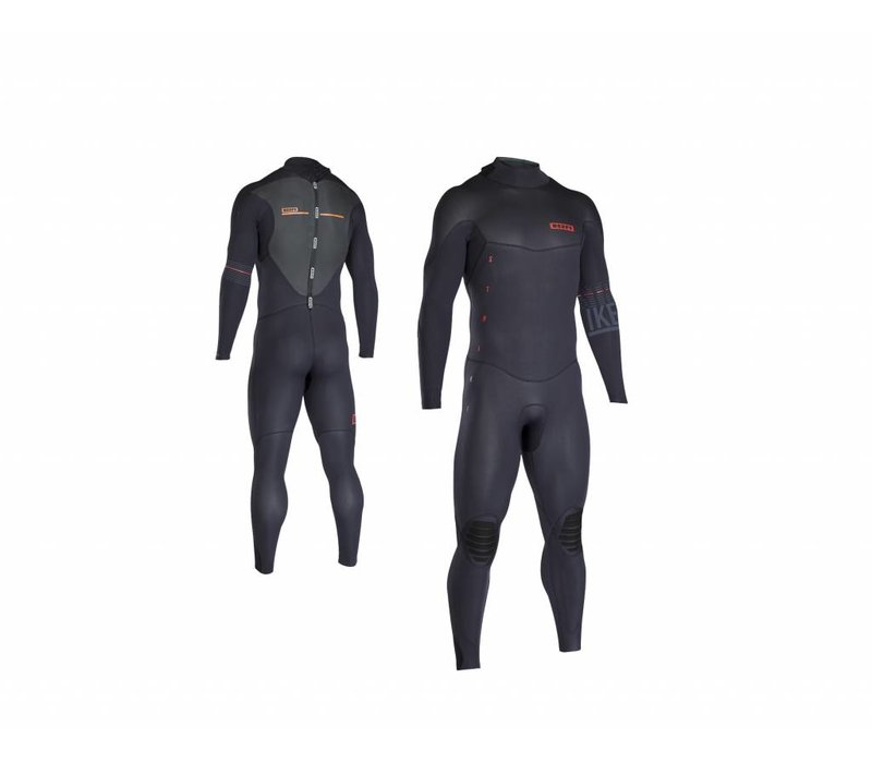 ION - Wetsuits BS - Strike Semidry 5,5/4,5 DL black