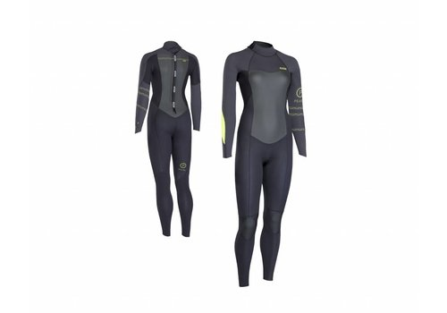 ION ION - Wetsuits BS - Pearl Semidry 5,5/4,5 DL black
