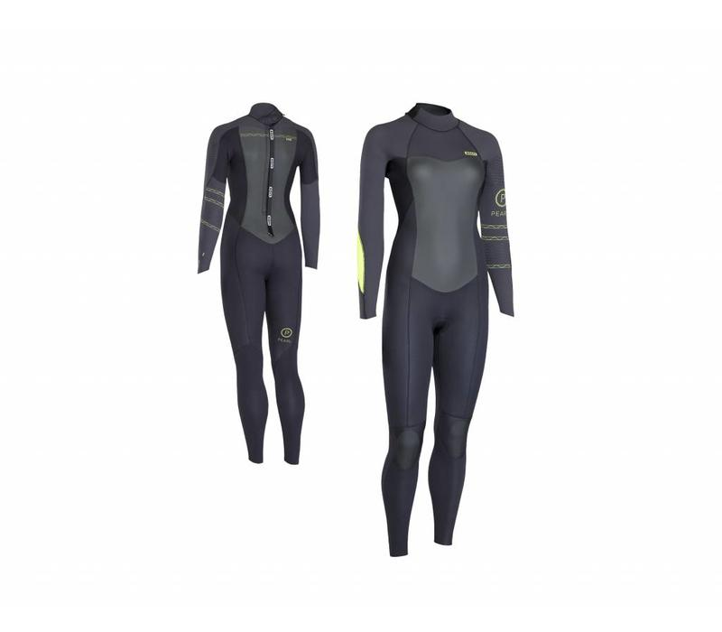 ION - Wetsuits BS - Pearl Semidry 5,5/4,5 DL black