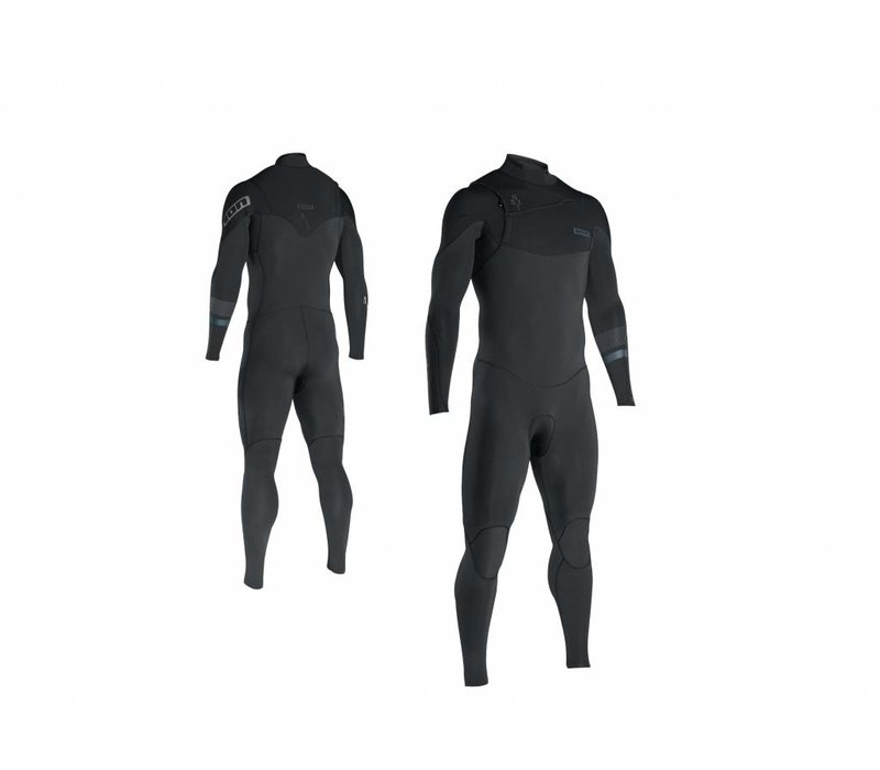 ION - Wetsuits BS - Onyx Semidry 5/4 DL black