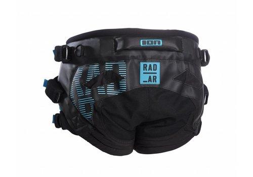 ION ION 2017 Radar black Kite Seat Harness.