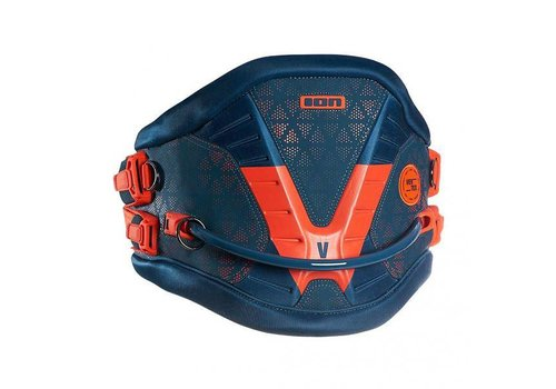ION ION - Kite Waist Harness Vertex petrol/red