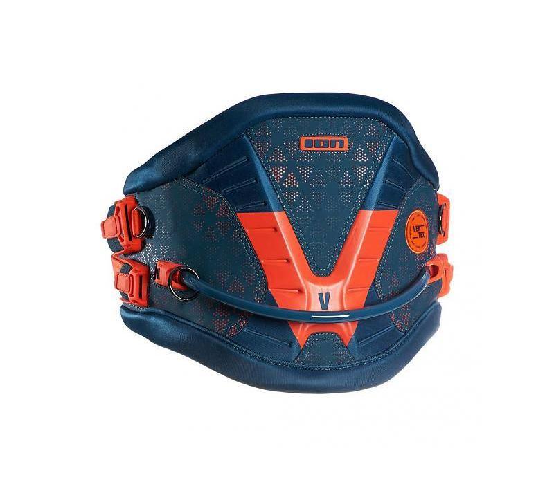 ION - Kite Waist Harness Vertex petrol/red