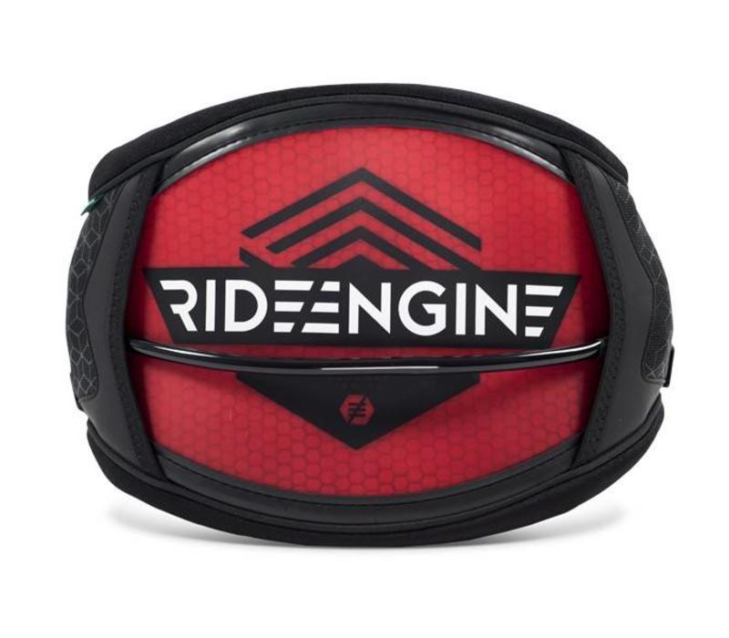 2017 Hex Core Iridium Red Harness