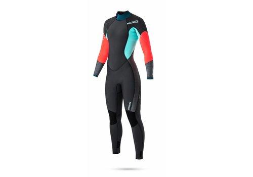 Mystic Diva 3/2 full suit backzip