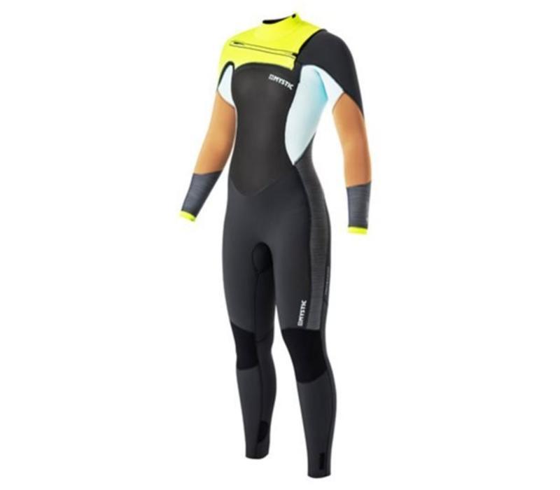 Mystic 2017 Diva 5/3  Frontzip women wetsuit